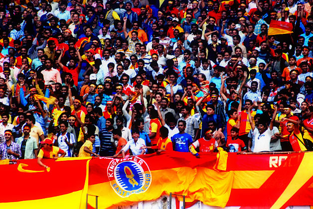East Bengal most 'liked' Indian football club on Facebook
