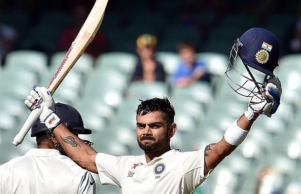 Australia v India 2014/15 - 1st Test, Day 3: Skipper Virat Kohli leads from the front with 7th Test hundred