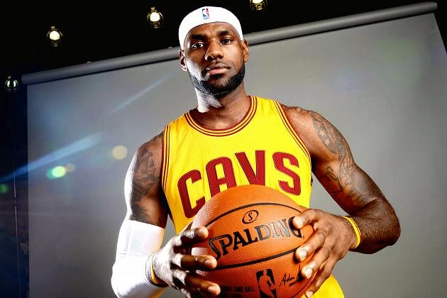 LeBron James is the wealthiest player in NBA