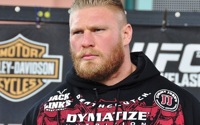 Sheamus to replace Brock Lesnar? Updates on Lesnar