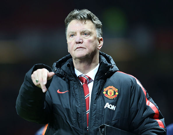 Report: Manchester United to spend £150m to sign five world class players in 2015