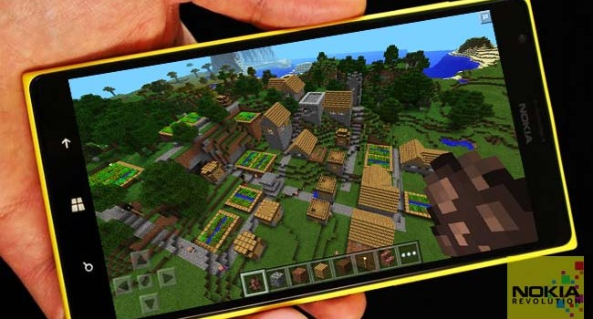 скачать minecraft на windows phone