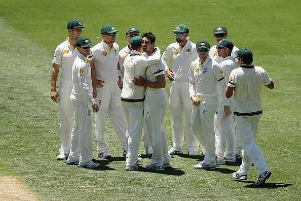 Australia v India 2014/15 - 1st Test, Day 3, Lunch: India reach 119/2 after Australia's overnight declaration