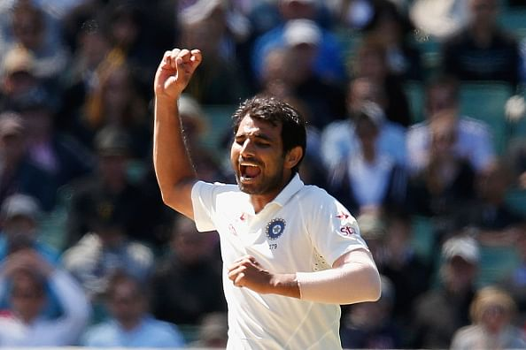 R Ashwin's discipline enabled us to attack: Mohammed Shami