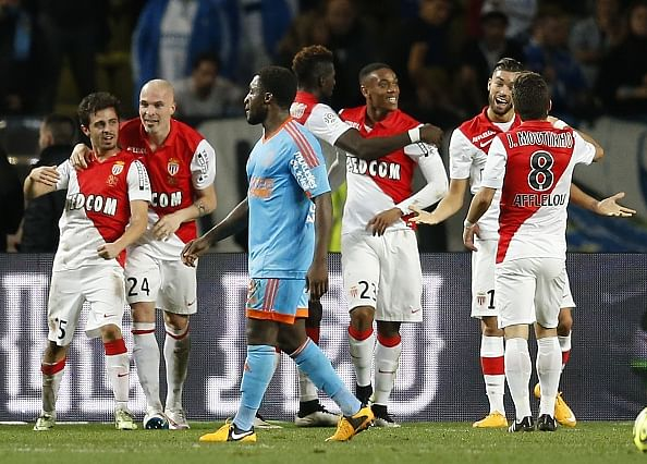 Ligue 1: PSG's unbeaten run ends, Monaco beat Marseille