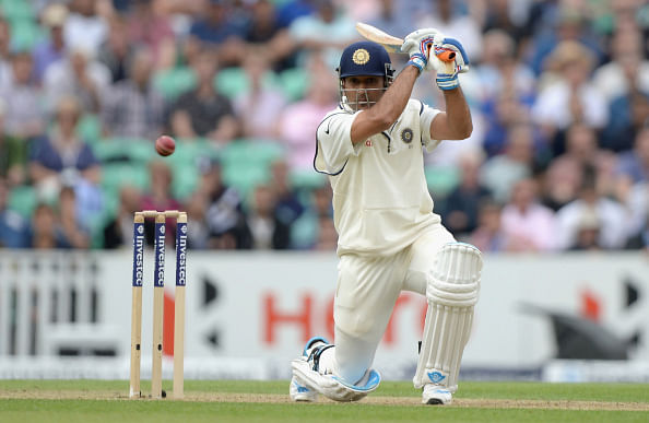 MS Dhoni becomes most capped Indian wicket-keeper in Test cricket