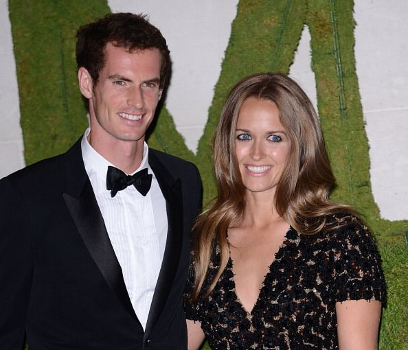 Andy Murray to marry longtime girlfriend in October