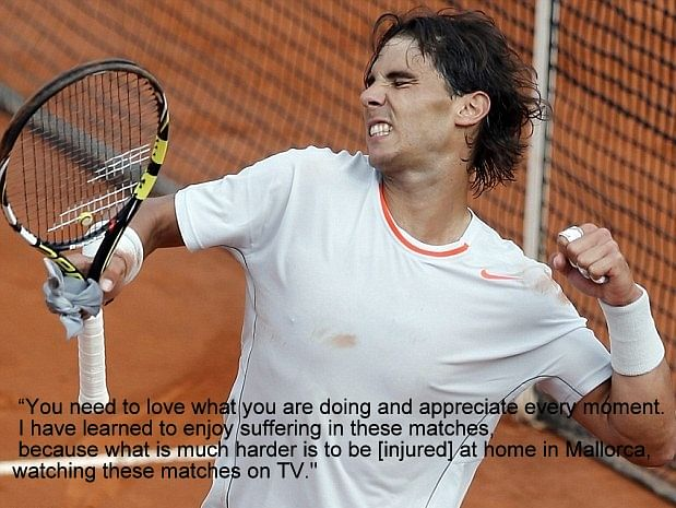 Top 10 quotes by Rafael Nadal