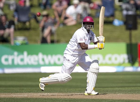 Narsingh Deonarine replaces Assad Fudadin in West Indies Test squad