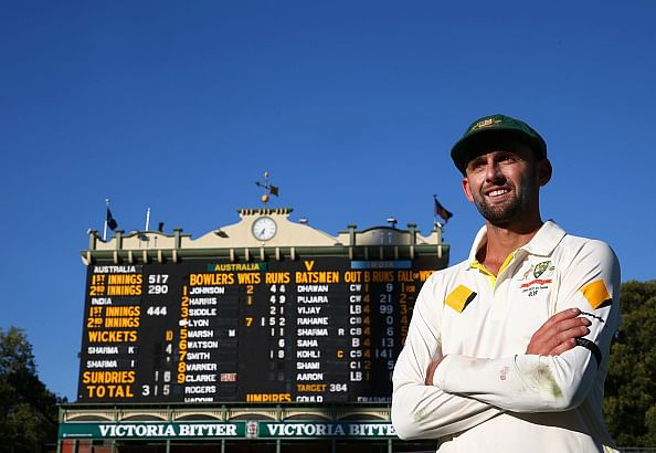 Cricketer of the Week (December 8-14): Nathan Lyon