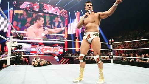 Alberto Del Rio Headed To ROH, Top MMA Group Contacts Del Rio, Tito Ortiz On UFC Signing CM Punk