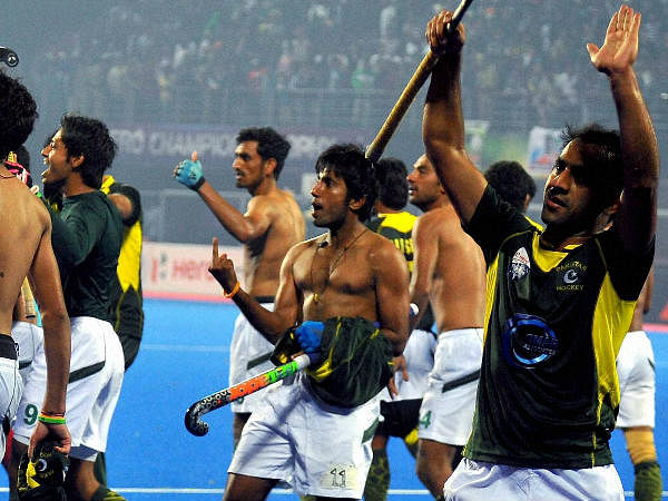 Indian and Pakistani players must learn to restrain themselves in the future