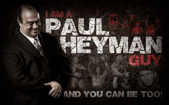 4 reasons why it pays to be a Paul Heyman Guy
