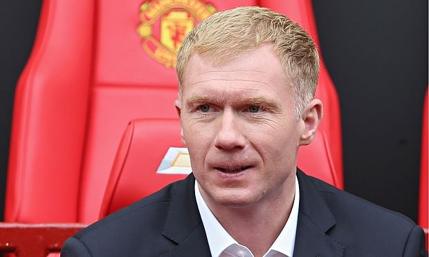 Manchester United legend Paul Scholes backs the club to challenge for title