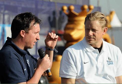 Interview with Peter Schmeichel -