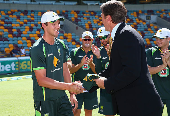 Glenn McGrath predicts bright future for Josh Hazlewood after five-for on Test debut
