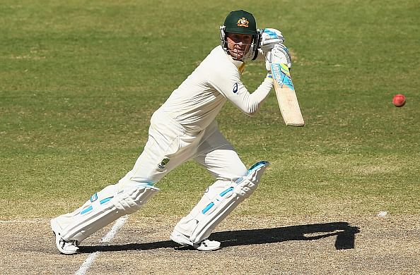 Michael Clarke is doing well after a successful hamstring surgery