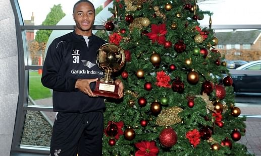 Raheem Sterling - Europe's best young footballer
