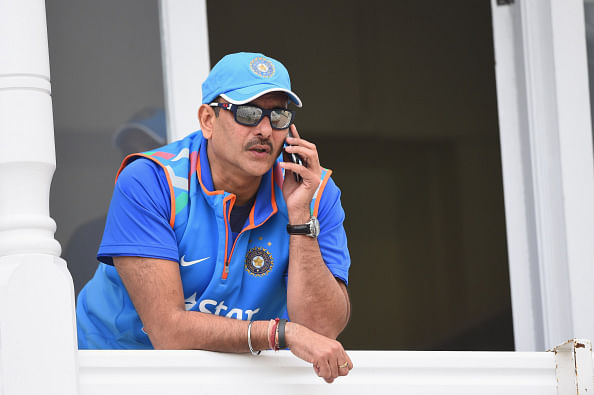India will be back among top two Test teams in next 12 months: Ravi Shastri