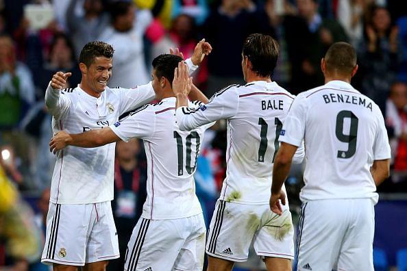 Top 10: Ten of the highest goalscoring teams and goalscorers this season
