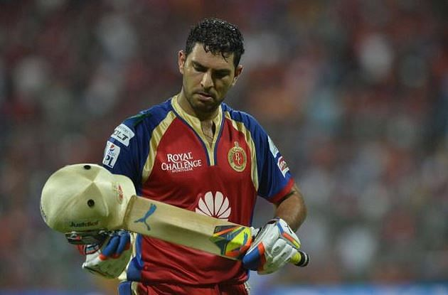 Yuvraj Singh and Dinesh Karthik released from IPL squads