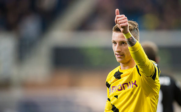 Borussia Dortmund's Marco Reus fined €540,000 for driving without a license