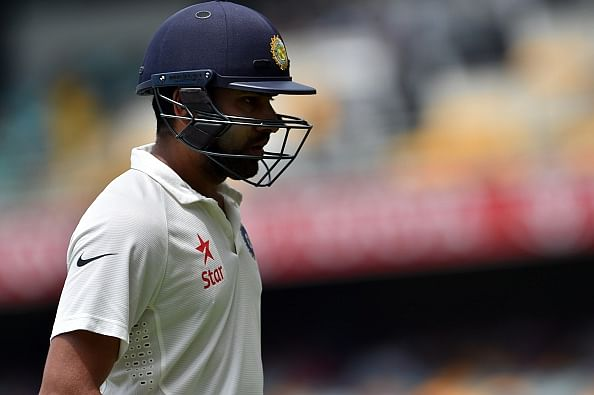 Australia v India 2014/15, 2nd Test - Rohit Sharma's failure in the first innings disappointing: Anil Kumble