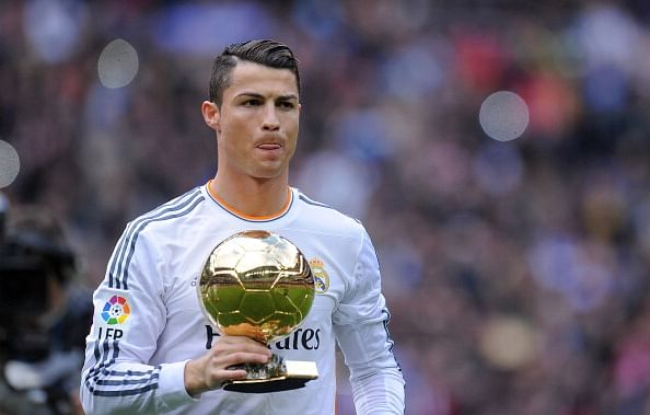 James Rodriguez: Ronaldo should win the Ballon d'Or with 99% of votes