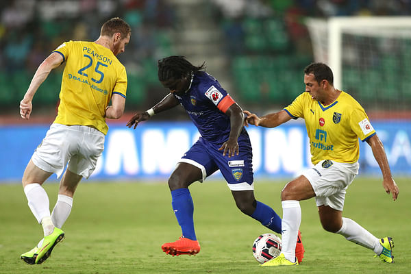 Kerala Blasters FC's narrow escape makes for amazing drama