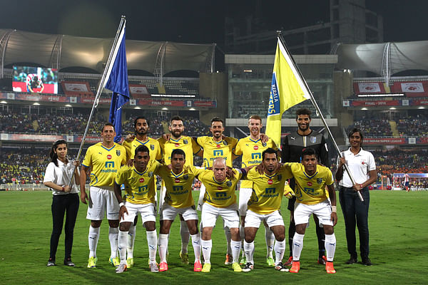 Kerala CM Chandy lauds Kerala Blasters for 'wonderful performance'