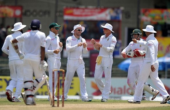 South Africa announce 14-man squad for Test series against West Indies