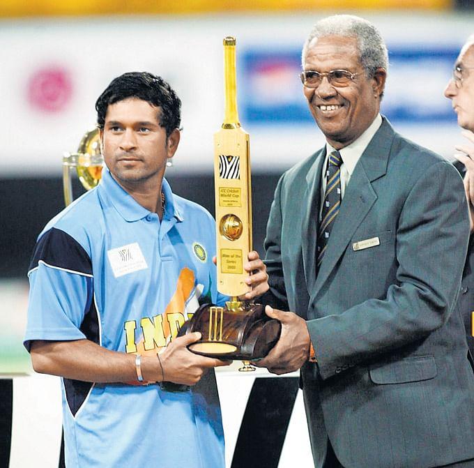 World Cup Heroes: Sachin Tendulkar (South Africa, 2003)