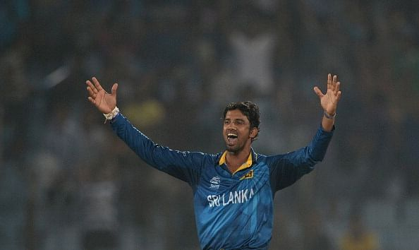 Sachithra Senanayake replaces injured Rangana Herath for next two ODIs against England