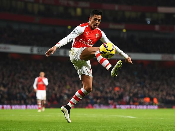 Alexis Sanchez – A diamond from the mines