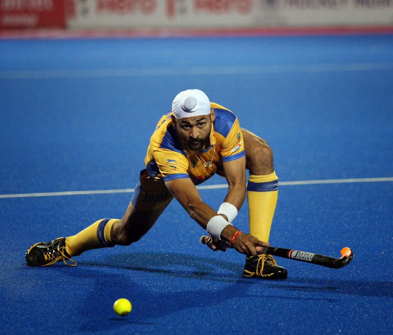 Sandeep Singh sets his sights on the 2015 Hockey India League title