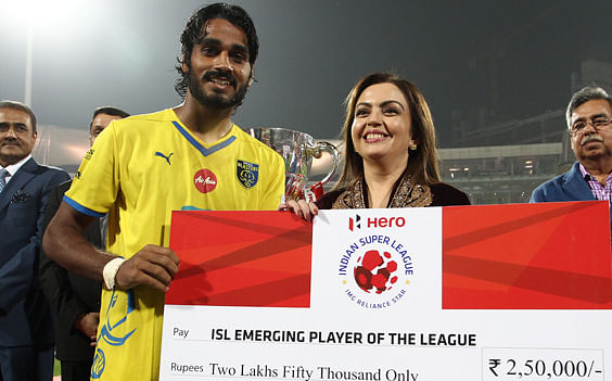 ISL has helped put Indian football back on the map