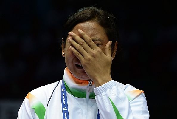 Sports Minister pleads with AIBA to revoke Sarita Devi's suspension