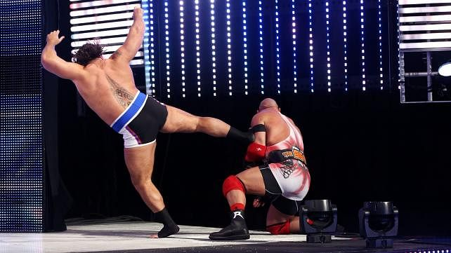 Why Rusev attacked Ryback, Ryback backstage video