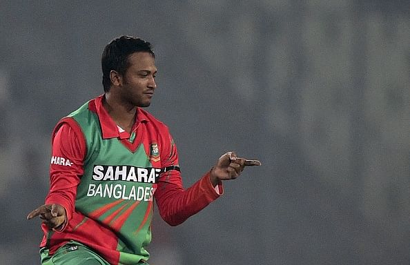 Shakib Al Hasan set to play for Melbourne Renegades in BBL