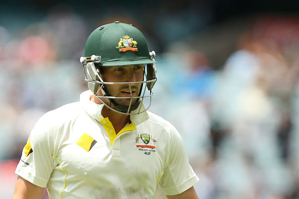 Shaun Marsh lauds a more 'consistent' Ashton Agar after his recall for Sydney Test