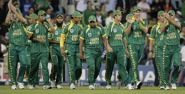 South Africa's all-time Cricket World Cup XI