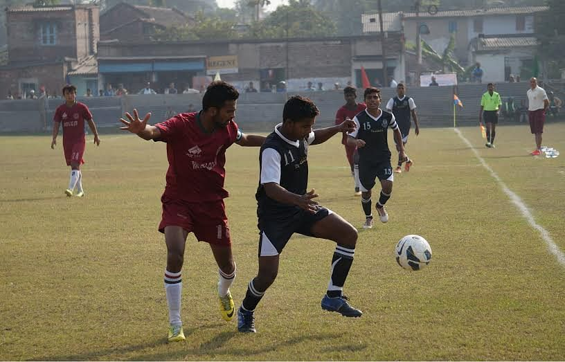 Mohammedan Sporting lose 1-2 to Mohun Bagan in a closely contested U-19 I-League encounter