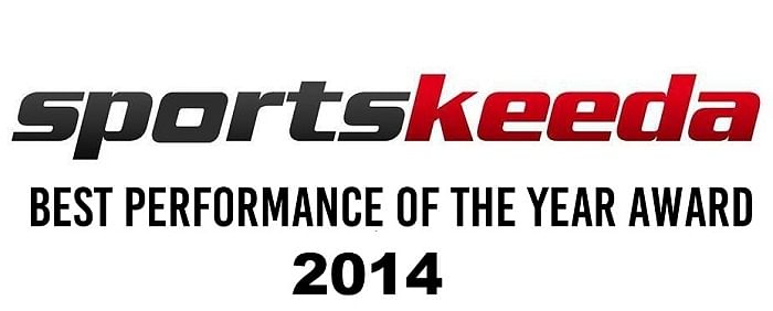 Sportskeeda Awards 2014: Best Performance of the Year nominees