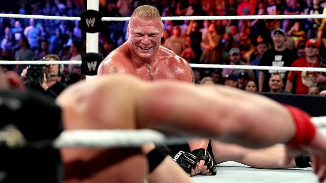 Top 10 WWE matches of 2014