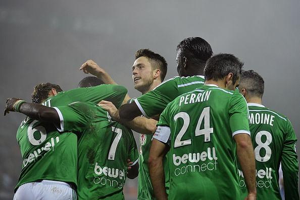 Ligue 1: Saint-Etienne claim rare derby win over Lyon
