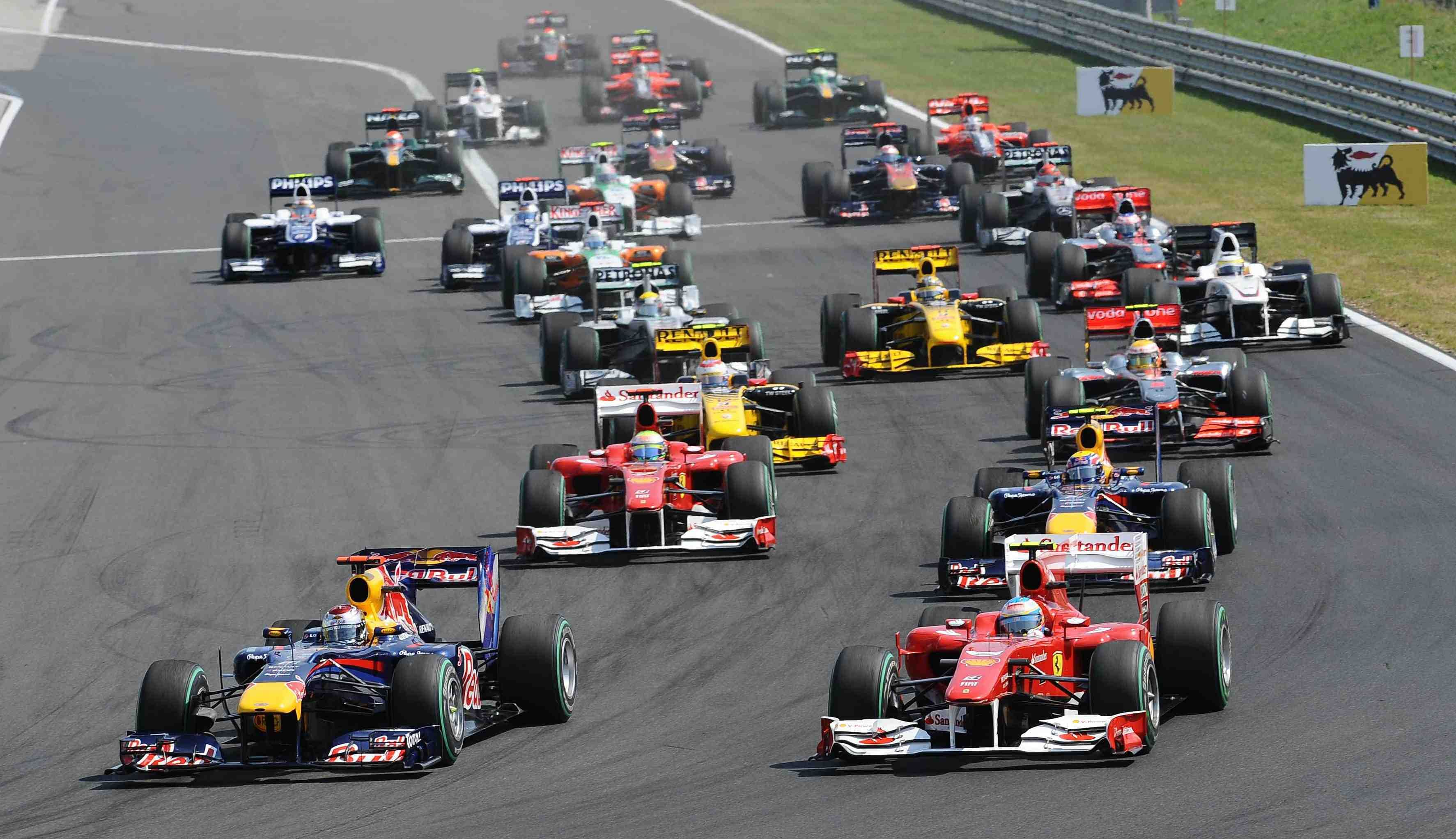 Have F1 drivers become obsolete?