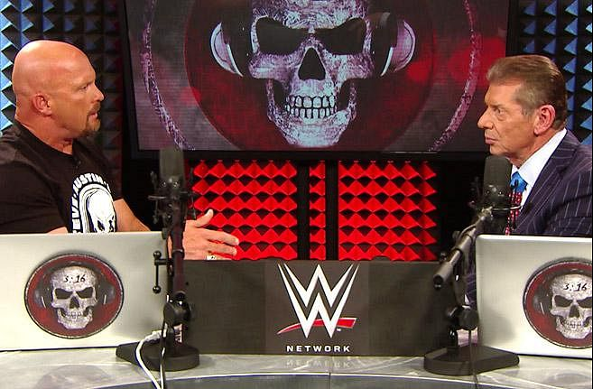 10 things we learned through Stone Cold - Vince McMahon podcast segment