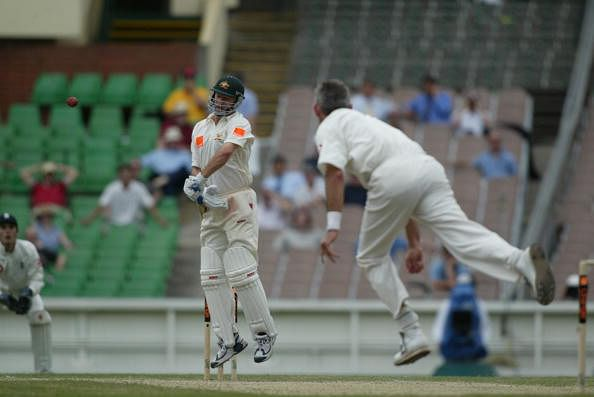 Steve Waugh: Andy Caddick most uncomfortable bowler I have faced