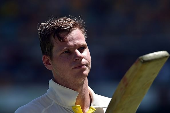 Steven Smith, Mitchell Johnson take Australia to 351/6 at lunch on day 3