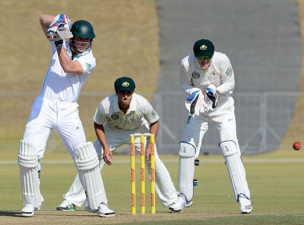 South Africa's Stiaan van Zyl set to make Test debut against Windies
